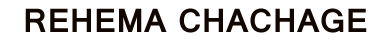 Rehema Chachage Logo